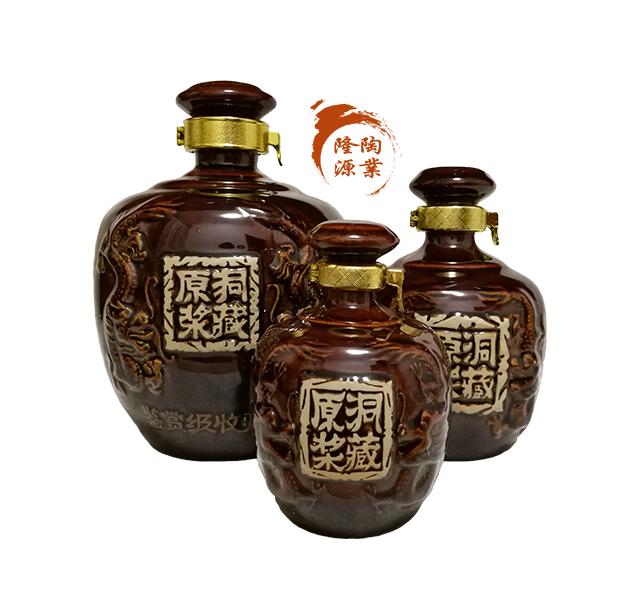 原浆系列陶瓷酒瓶