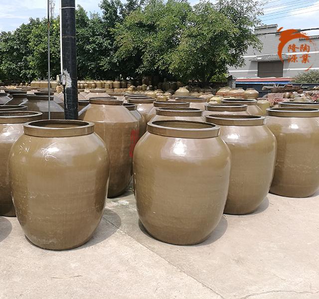 土陶发酵缸1000斤水容量