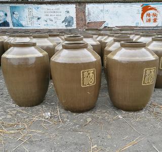 500斤酒坛