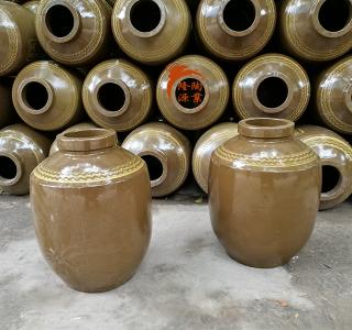 30斤陶瓷小酒坛