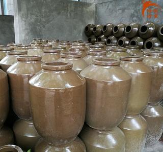 20斤陶瓷小酒罐