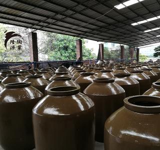 土陶粗陶酒坛酒缸