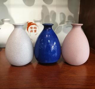 土陶陶瓷酒瓶(手抓瓶)