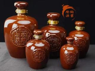 四川陶瓷酒瓶
